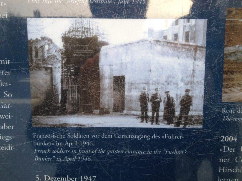 Førerbunkeren i Berlin