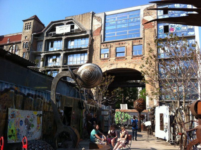 Berlin - går byudviklingen i den rigtige retning?