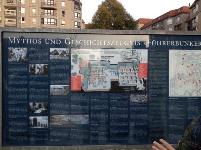 Bunkere i Berlin - Hitlers Førerbunker