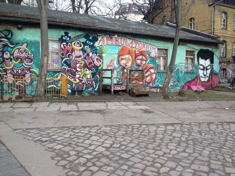 Berlinblog - inspiration og anderledes indtryk i Berlin