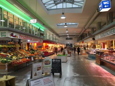 Torvehaller, madmarked og street food i Berlin