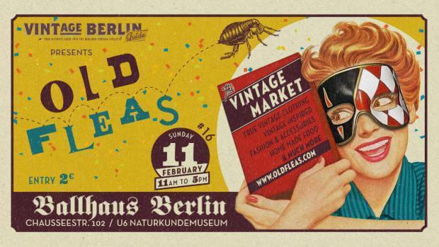 Old Fleas Vintage Market Berlin
