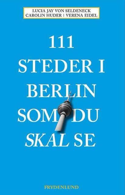 Gode guidebøger og bøger om Berlin