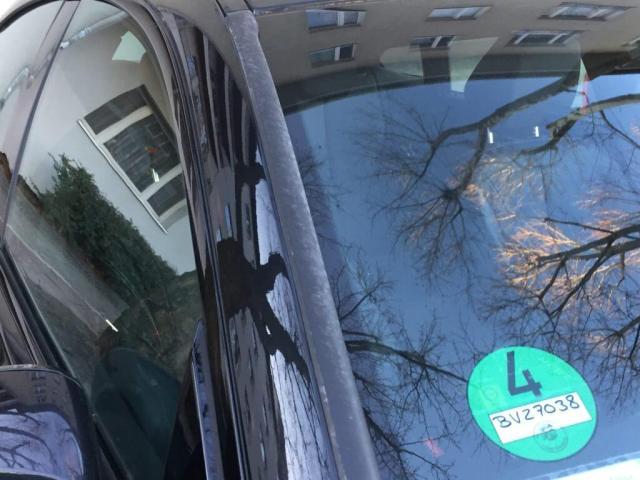 I bil til Berlin miljømærke parkering