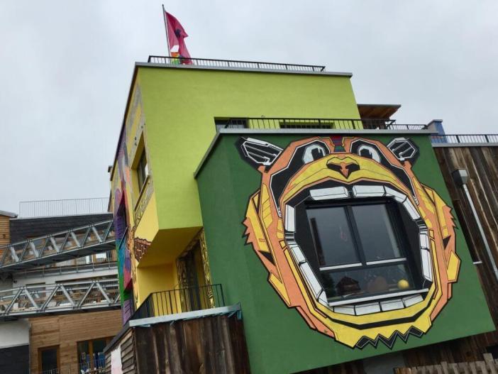 Efterårsferie i Berlin - Holzmarkt 25