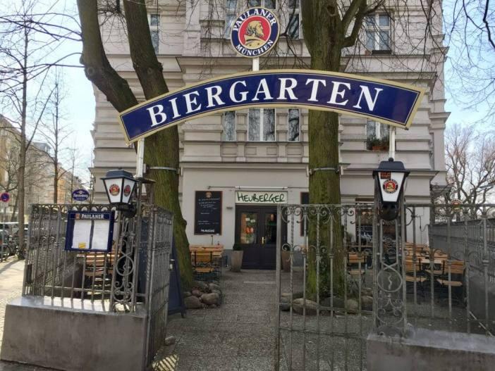 Rote Insel Berlin Heuberger