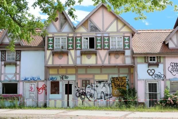 Spreepark - Abandoned place Berlin - Foto fra pixabay.com