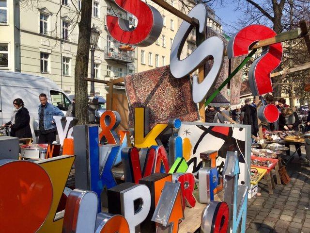 Loppemarkeder. Gør et fund på loppemarked i Berlin - Berlinblog.dk