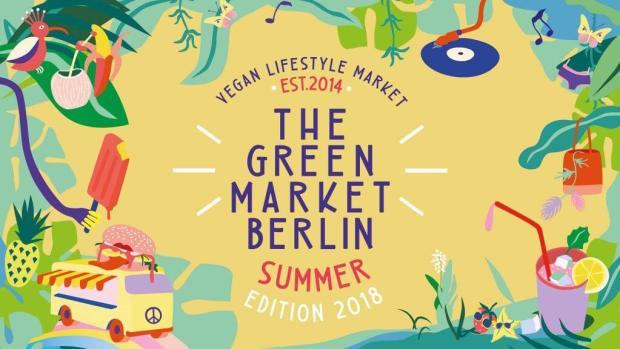 Green Market Berlin veganermarked
