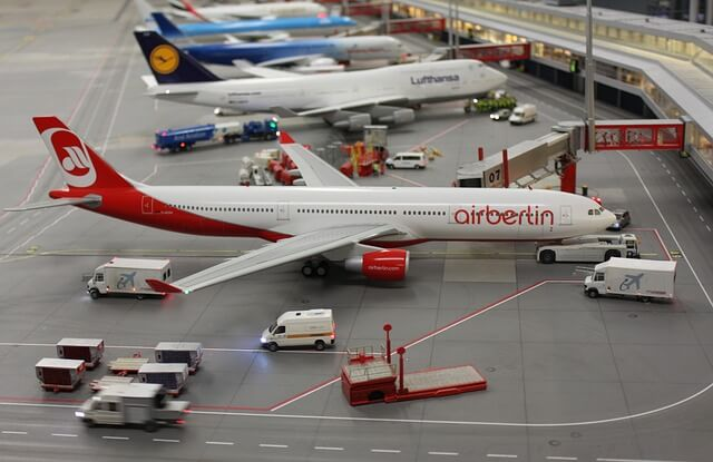 Billige flybilletter til Berlin - Airberlin miniature