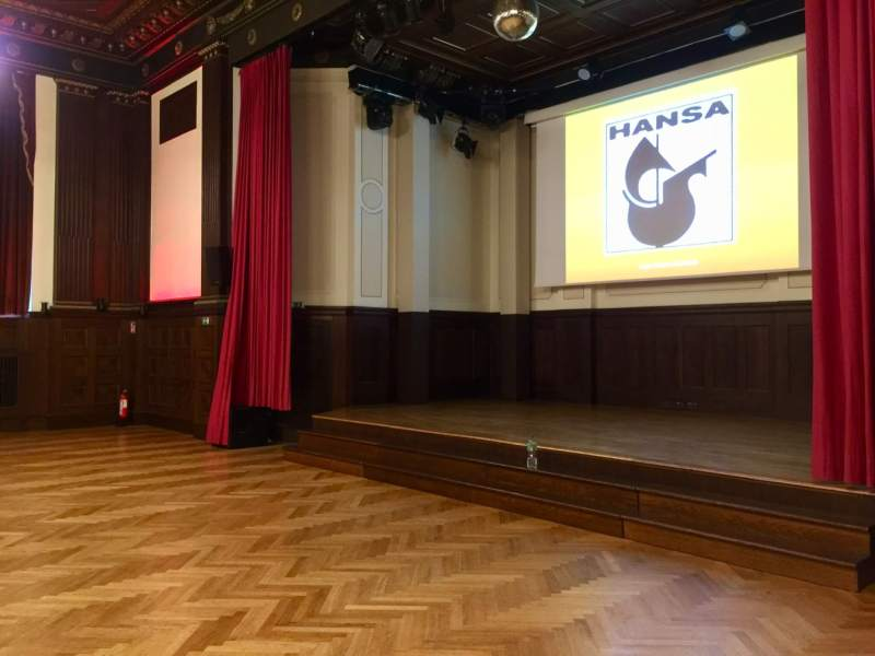 Meistersaal Hansa Studios - Hansa by the Wall