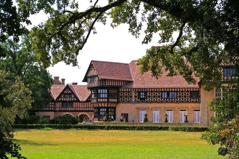Cecilienhof i Potsdam - 2. verdenskrigs afslutning
