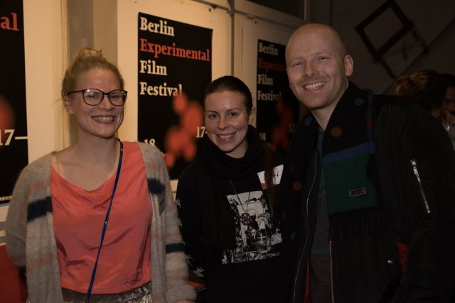 Filmfestivalen hed tidligere Berlin Experimental Film Festival