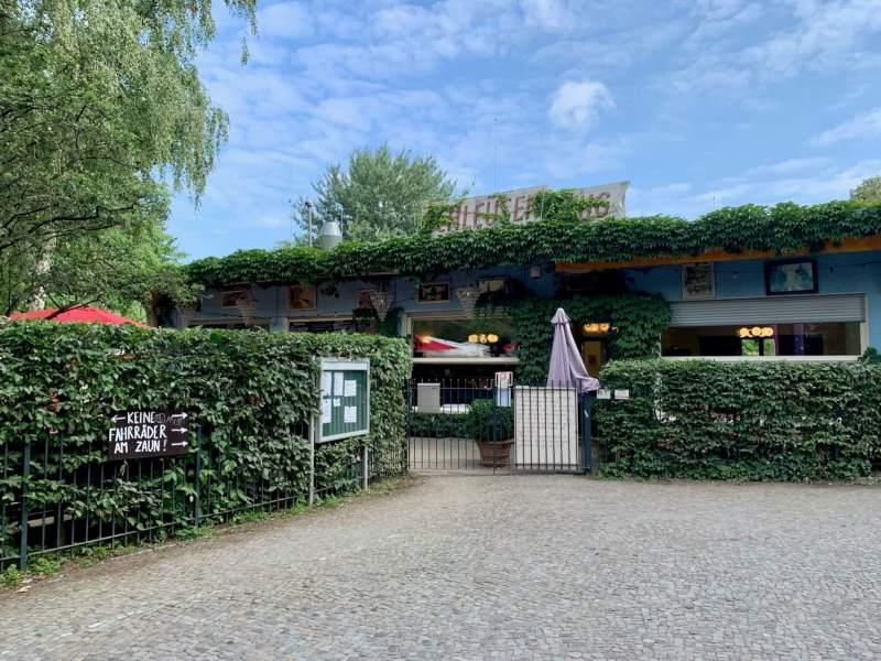Schleusenkrug Biergarten Berlin