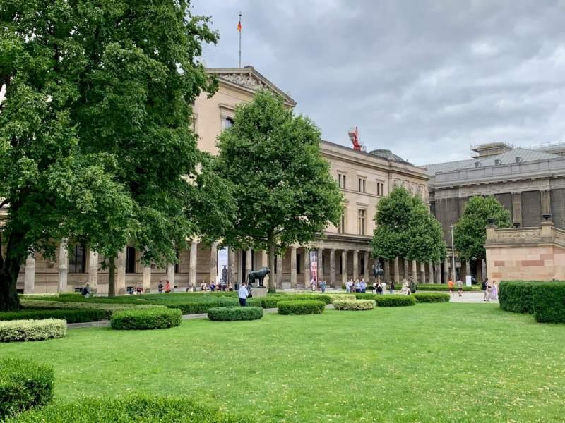 Museumsinsel - Berlinblog.dk
