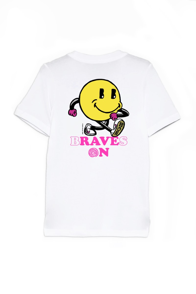 rave on tee - web store - shop