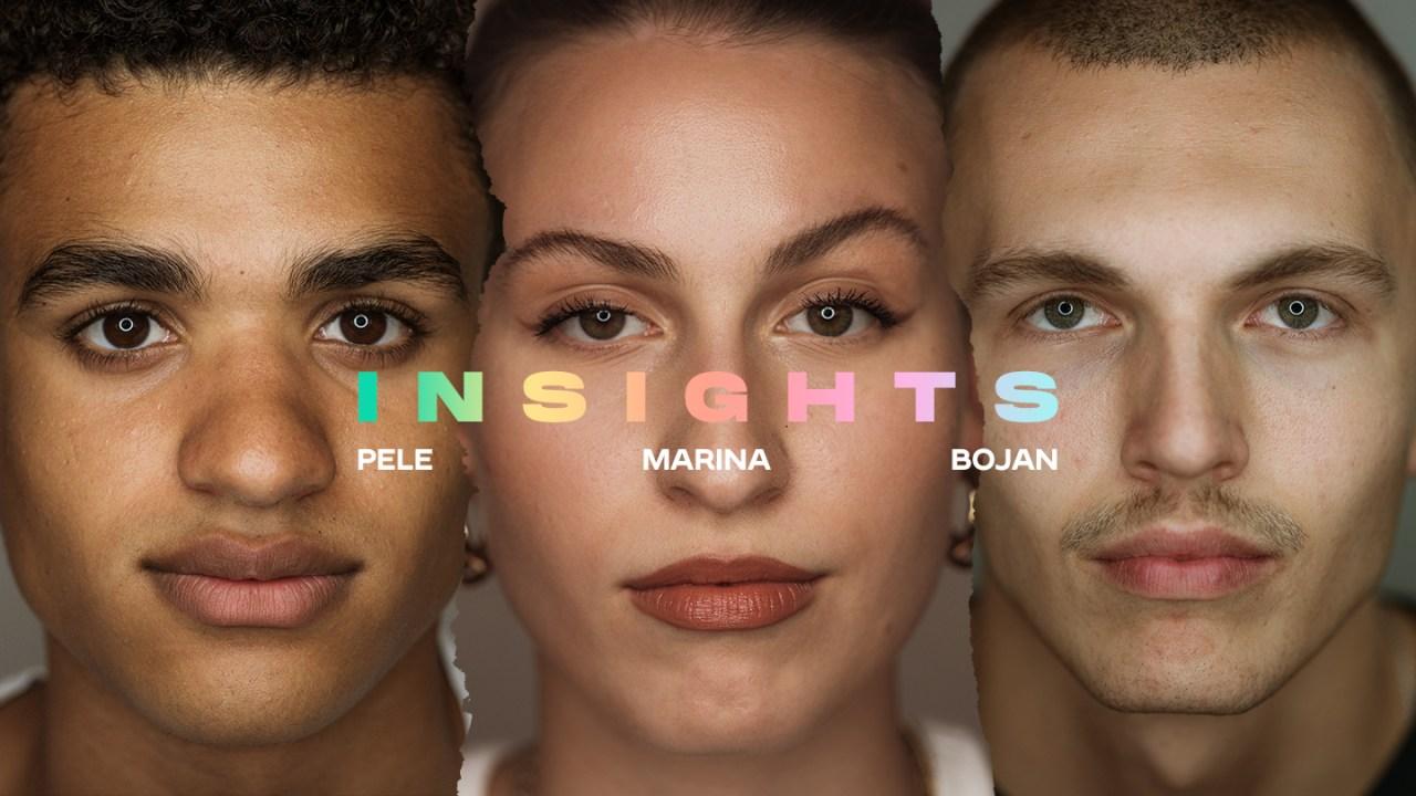 Pele, Marina and Bojan, Berlin sports community insights