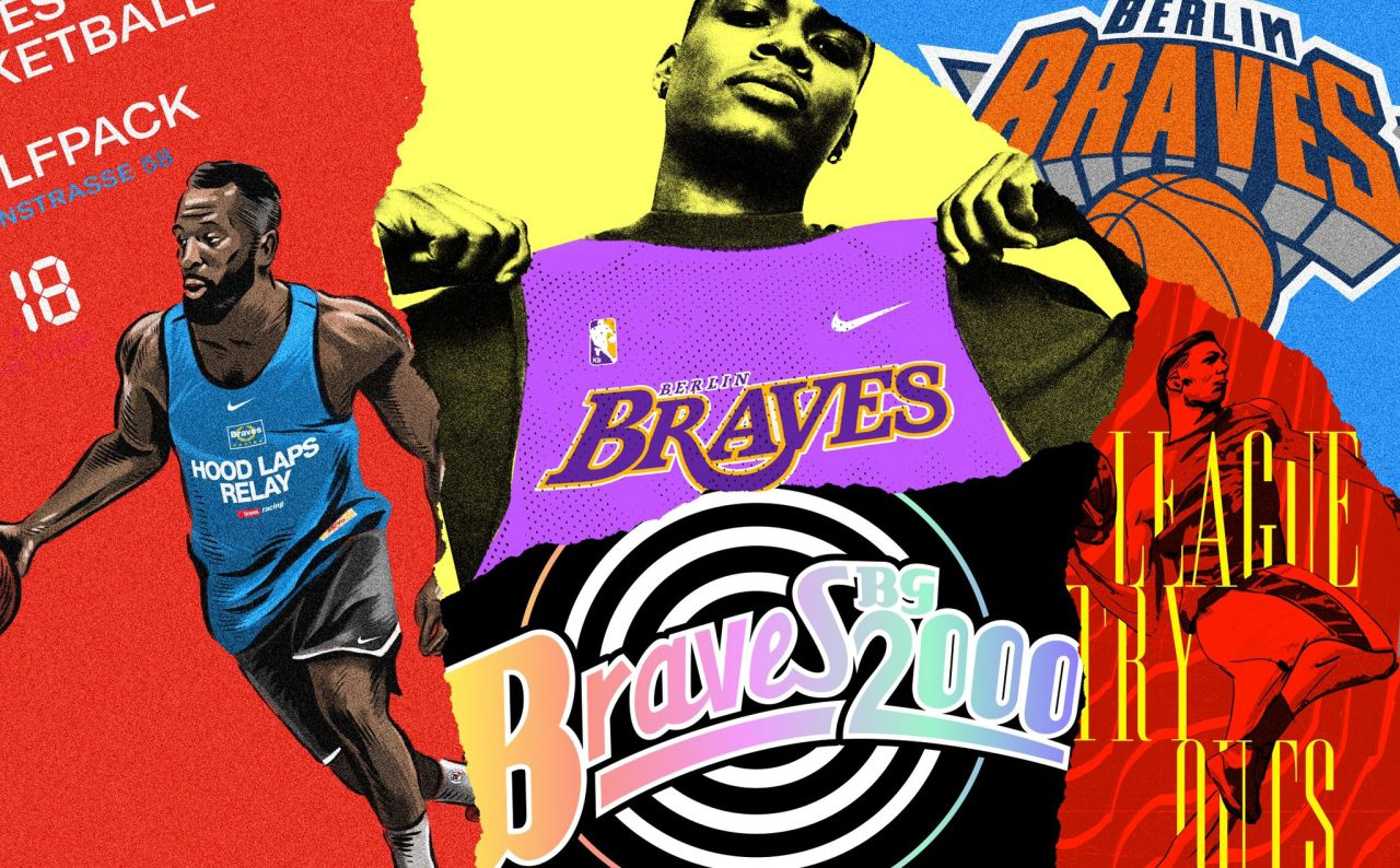 Berlin Braves 2000 professional basketball club and community
