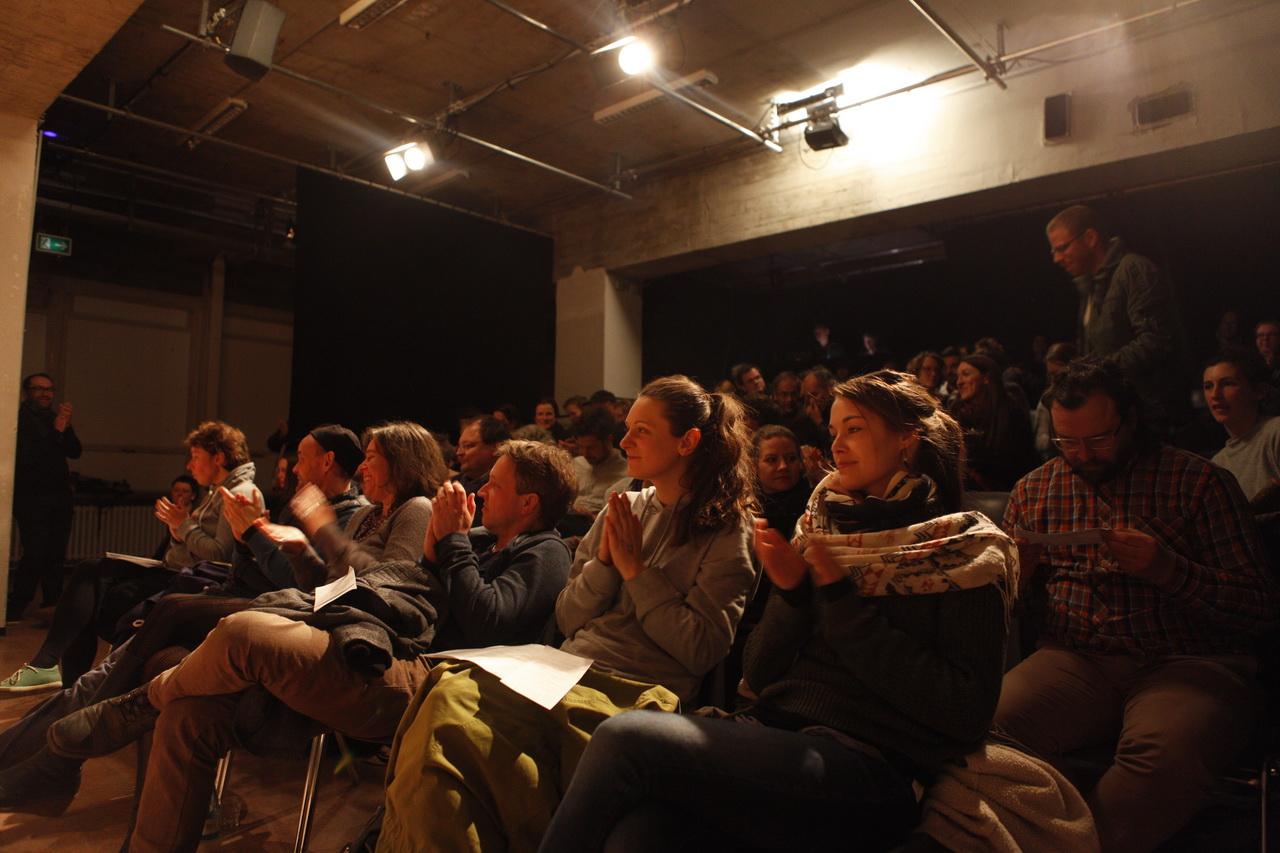 Das Publikum am 2. Tag des 7. BHF. Bild: Etienne Röder.