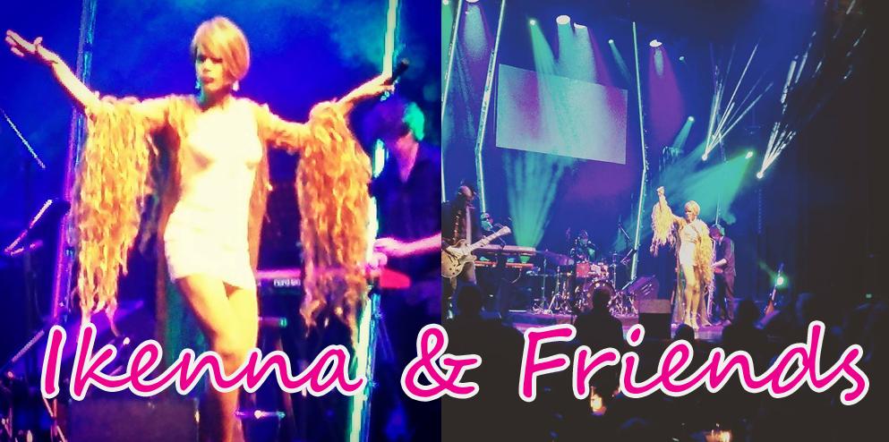 Ikenna & Friends – A Tribute to Whitney Houston, Wintergarten Varieté Berlin