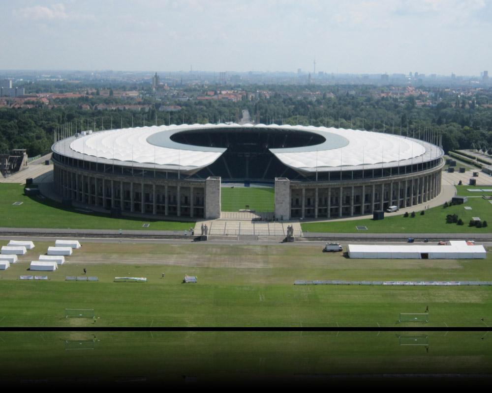 berlinerblog.dk - Olympiastadion