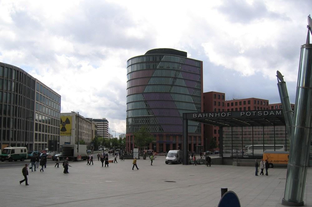 Berlinerblog.dk - potsdamer Platz