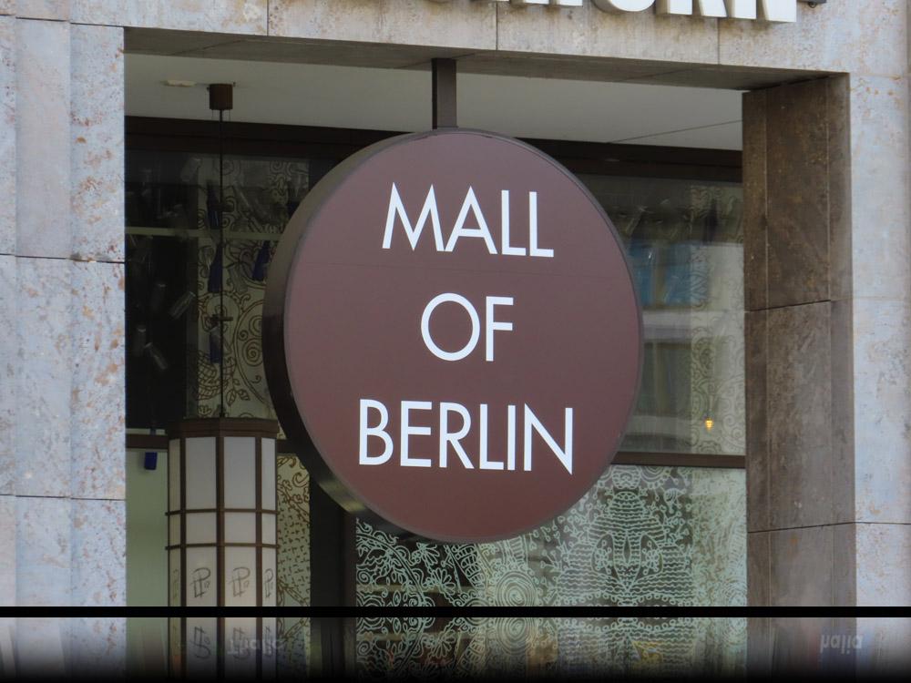 Shopping - Berlin har mange spændende shoppingcentre