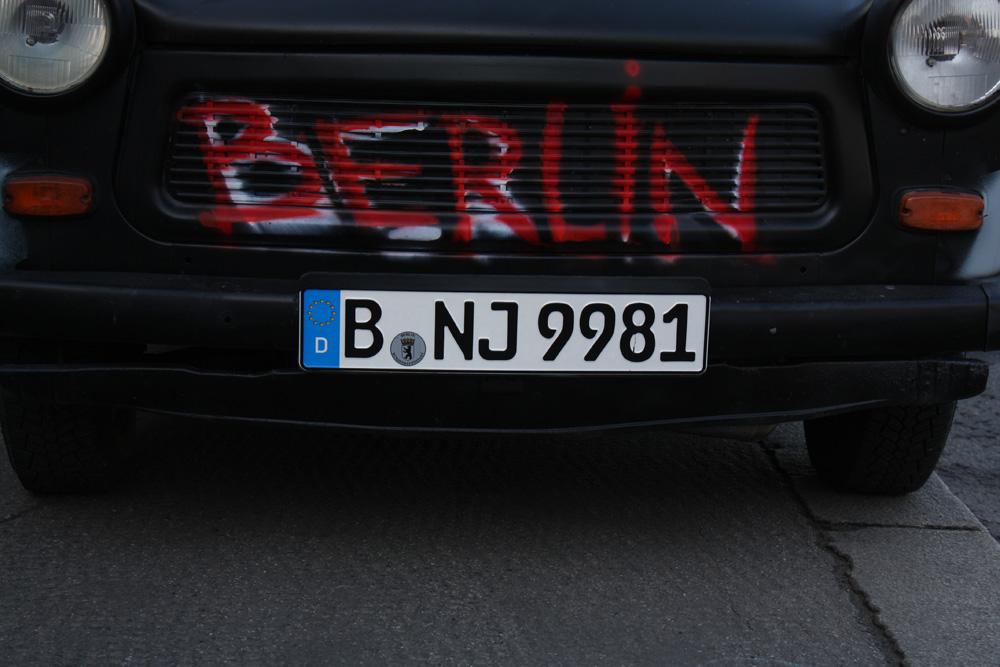 Berlinerblog.dk - Trabi Berlinerbil