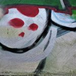 Abstract 007 | berliner mauern |