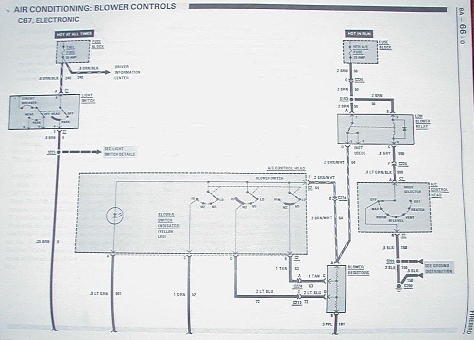 79 Corvette Starter Wiring