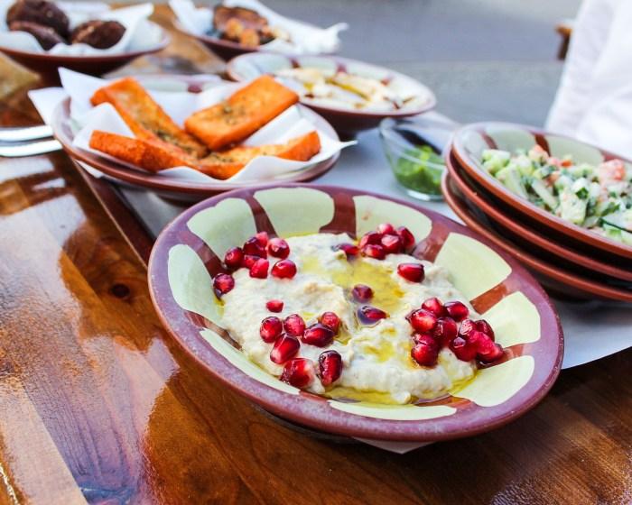 Alin Gaza Kitchen - Küche nach Familienrezept - Berlin ...