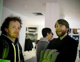 Hi! Picture by Julian Dasgupta (@spunior) – www.dippy-weasel.com
