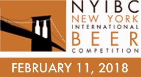 New York International Beer Competition Banner