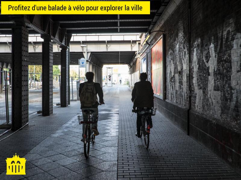 visite guidée berlin vélo français