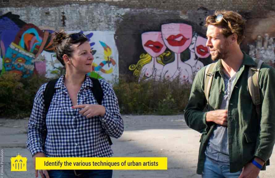 Open Air Street Art Galery