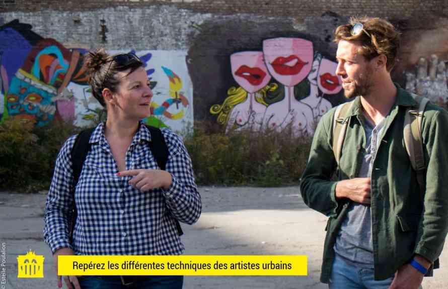 art urbain visite