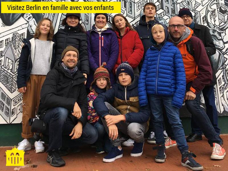 Berlin en famille