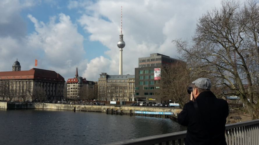 Berlin photography tour