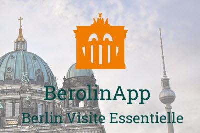 Visite guidée numérique de Berlin - BerolinApp Berlin visite essentielle