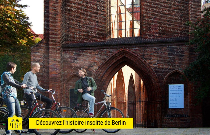Visite guidée incontounable du centre-ville de Berlin