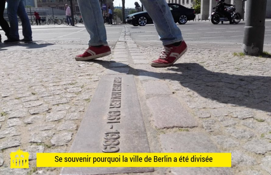 berlin visite guidée en francais