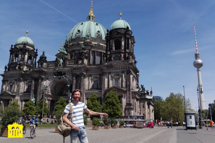 Berlin private sightseeing city tour