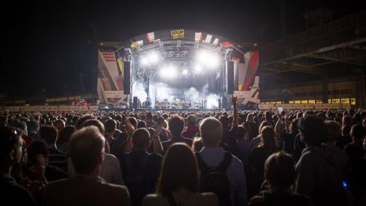 Berlin Festival Freitag