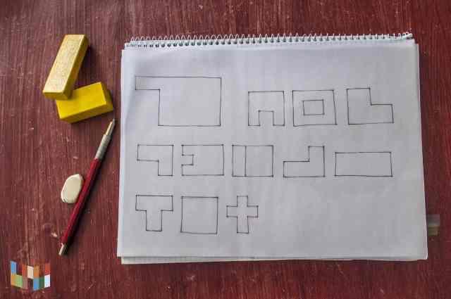 Wieder Wild sketch Tiny House