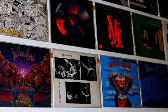 BERLIN LOVES YOU Blog Berlin Records Record Shop Motorhead