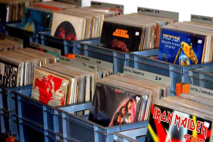 BERLIN LOVES YOU Blog Berlin Records Record Shop Iron Maiden