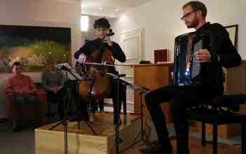 Konzerte an geheimen Orten, Musiker