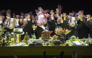 Komische Oper Berlin Festival Jahrmarkt