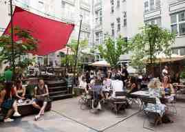 Michelberger Hotel Drove 2000km to Bring You Tandoori Chicken
