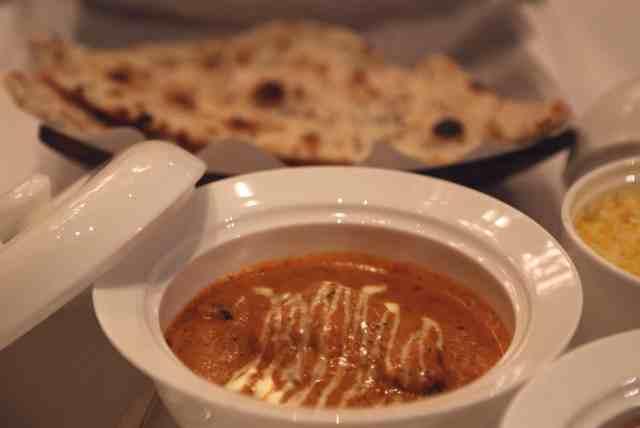 Butter Chicken Indian Curry Berlin